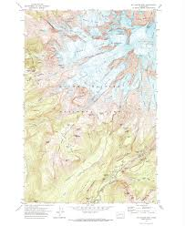 Colorado Elevation Map by Mount Rainier Maps Npmaps Com Just Free Maps Period