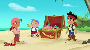 Neverland Map Jake And The Never Land Pirates Find Skully Disney Junior Uk