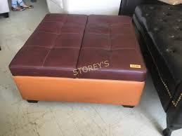 36 X 36 Storage Ottoman 08 15 17 Exmouth Furniture Liquidation Auction In Sarnia