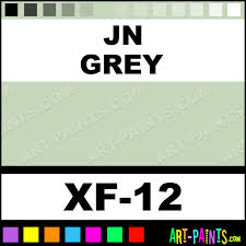 jn grey color acrylic paints xf 12 jn grey paint jn grey