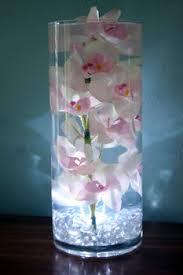 Submersible Led Light Centerpieces by Centerpiece Idea Help Weddingbee