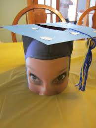graduation card box a crafty card box for a graduation party greenjoyment