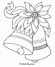 poinsettia coloring pages free printable poinsettia coloring pages for kids 166834