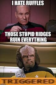 Worf Memes - star trek memes i wonder what worf thinks about facebook