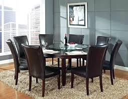square dining room tables seats 8 sets for black table chairs oval
