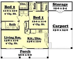 Country Style Open Floor Plans 102 Best Small House Plans Images On Pinterest Small House Plans