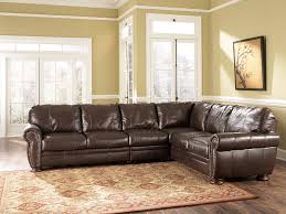 Classic Sectional Sofa For A Leather Sectional Sofa With A Mix Of Modern And Classic