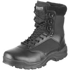 s army boots uk tactical side zip security combat boots army mens shoes