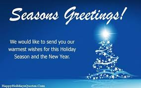 marketing association blogs seasons greetings and best