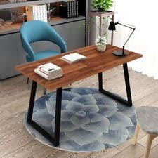 Rustic Wood Office Desk Rustic Desk Ebay