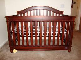 Jardine Convertible Crib Davinci Emily 4 In 1 Convertible Baby Crib In Cherry W Toddler