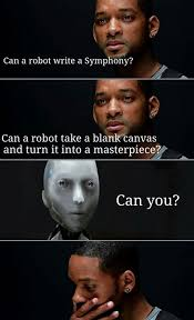 I Robot Meme - one of my favorite scenes from i robot robot scene and movie