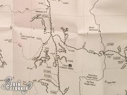 Map Of Logan Utah by Greys River Atv Trails U2013 Overview The Trek Planner