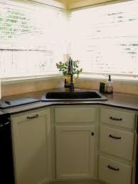 corner kitchen designs best black corner kitchen sink