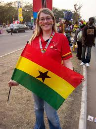 Ghana Flag Meaning Arrival Procedure In Accra Ghana Projects Abroad