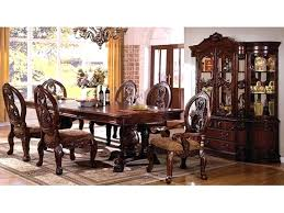 cherry dining room sets for sale cherry dining room tables biddle me