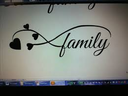 family i created for a she wanted family and four