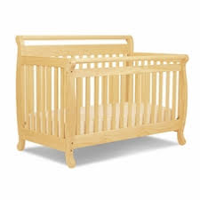 Davinci Emily 4 In 1 Convertible Crib Convertible Baby Cribs In Light Wood Free Shipping