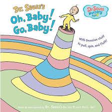 Dr Seuss Bedroom Dr Seuss Nursery Oh Baby Go Baby Book Toys