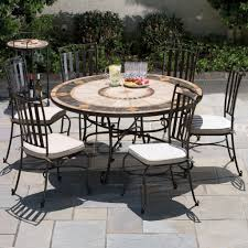 60 inch round dining table set shelby knox