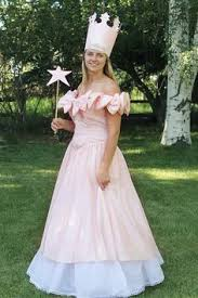 Witch Ideas For Halloween Costume Diy Glinda The Good Witch Costume Maybe For Momma If Lilah Goes