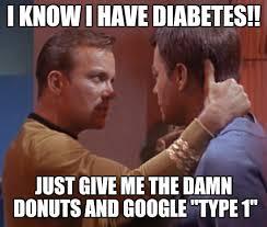 One Word Diabeetus Meme - diabetes imgflip