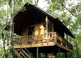 Treehouse Hotel In Costa Rica In The Costa Rican Rainforest A Family Discovers The Wonders Of