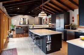 Dark Kitchen Countertops - yes to the black kitchen cabinets u2014 derektime design