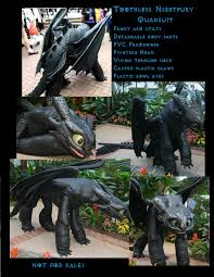 Toothless Costume How To Train Your Dragon Toothless Costume Where Dragons Live Online