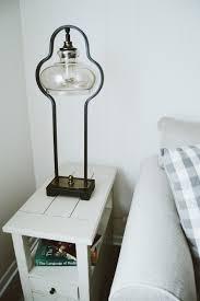 Raymour And Flanigan Living Room Lamps The Joyful Tribe Tiffani U0027s Living Room Reveal
