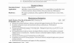 software support specialist sample resume free download cover