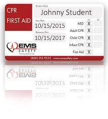 sle card image johnny student web ems safety services
