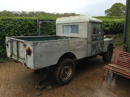 land rover 101 ambulance landrover defender 1956 series 1 land rover 107 truck cab