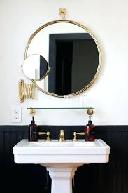 lowes bathroom medicine cabinets mirrors hallway lit vanity mirror