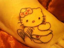 27 best hello kitty angel tattoo images on pinterest 4 life