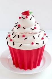 42 best giant cupcake images on pinterest big cupcake giant