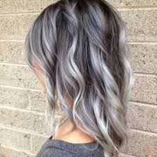 grey hair with highlights and low lights for older women image result for silver highlights with dark low lights hair