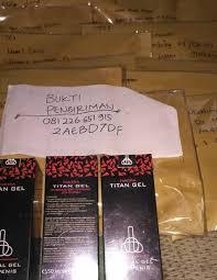 alamat agen jual titan gel asli di bali 081226651915 by dokter barel