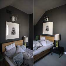 gray walls bedroom ideas for a small bedroom