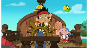 review sail jake land pirates dvd