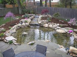 Decorating Small Backyards by Best 25 Small Backyard Ponds Ideas On Pinterest Small Garden