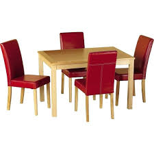 Dining Chair  Red Leather Dining Chairs Uk Red Dining Room Chairs - Cheap dining room chair covers