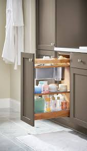 Bathroom Vanity Pull Out Shelves by 149 Best Bathrooms Images On Pinterest Martha Stewart Bathroom