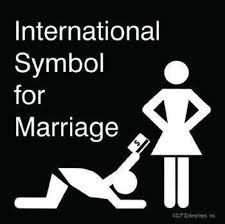 Funny Marriage Meme - funny marriage symbol unbound state humor funny pictures and