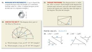 30 60 90 Triangles Worksheet Chapter 09 Right Triangles Mr Urbanc U0027s Classroom