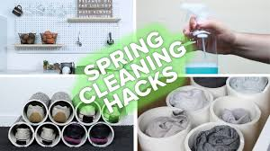What Is Spring Cleaning Spring Cleaning Hacks Youtube