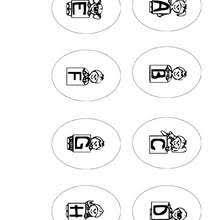 coloriage lettres alphabet enfant coloriages coloriage à