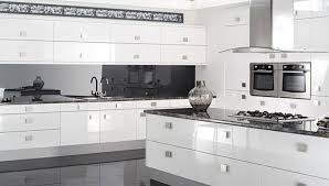 high gloss white kitchen cabinets reflections high gloss white kitchen modern kitchen