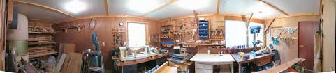 How To Build A Garage Workshop by My Old Woodworking Workshop