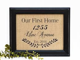 unique housewarming gift ideas 15 best housewarming gift images on pinterest burlap art house